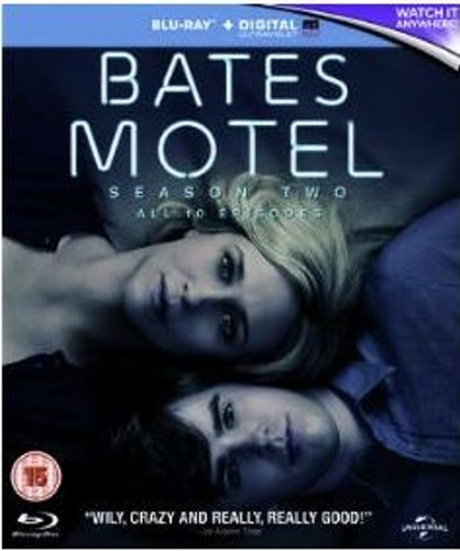 Bates Motel säsong 2 Bluray import Sv text