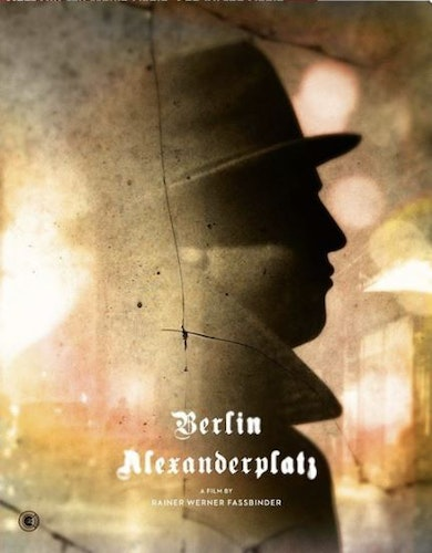 Berlin Alexanderplatz - Limited Edition (import) bluray
