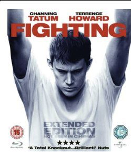 Fighting - Extended Edition bluray (import med svensk text)