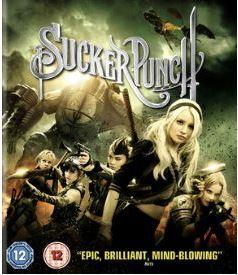 Sucker Punch (import med svensk text) bluray