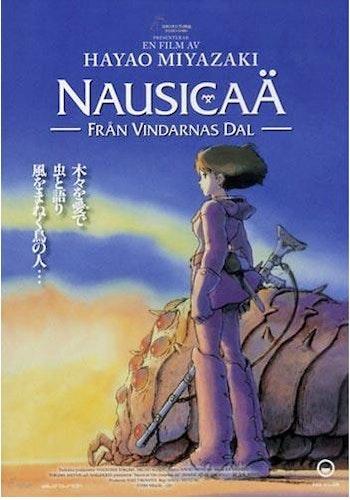 Nausicaä - Från vindarnas dal (Blu-ray)