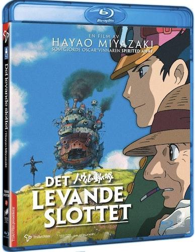 Det levande slottet (Blu-ray)