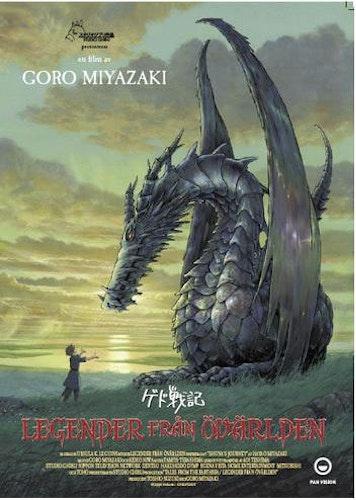 Legender från Övärlden (Blu-ray)