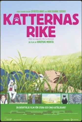 Katternas rike (Blu-ray)