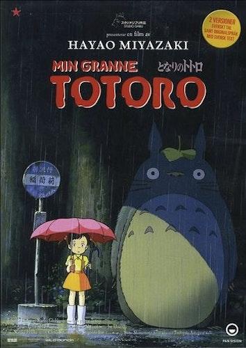 Min Granne Totoro (Blu-ray)