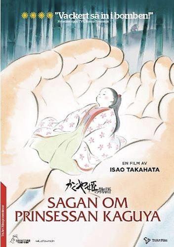 Sagan om prinsessan Kaguya (Blu-ray)