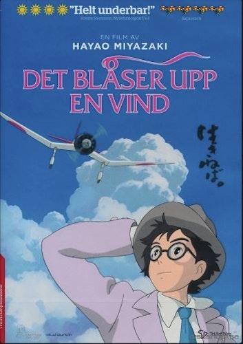 Det blåser upp en vind (Blu-ray)