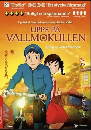 Uppe på Vallmokullen (Blu-ray)