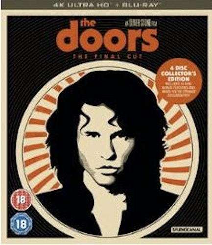The Doors - The Final Cut Collector's Edition 4K Ultra HD + Bluray (import)