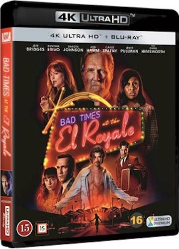 Bad Times At The El Royale 4K Ultra HD