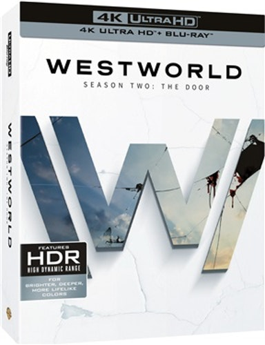 Westworld Season 2 - 4K Ultra HD (import Sv text)