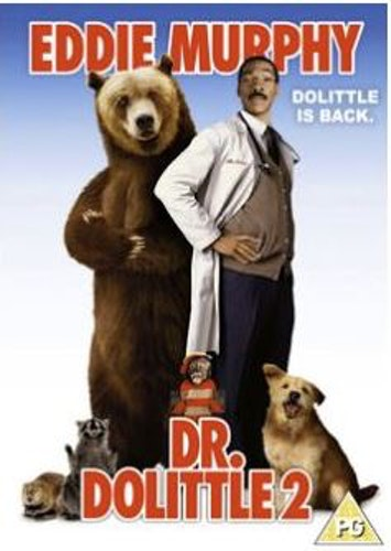 Dr Dolittle 2 DVD