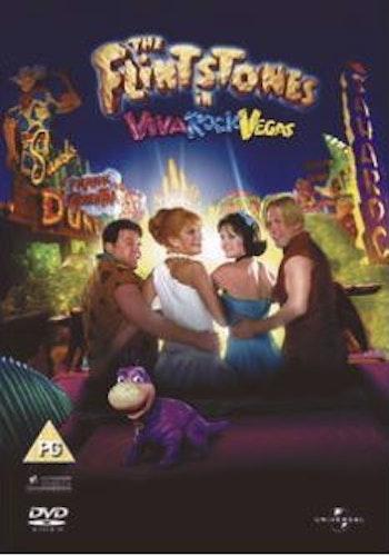 The Flintstones In Viva Rock Vegas (import Sv text) DVD
