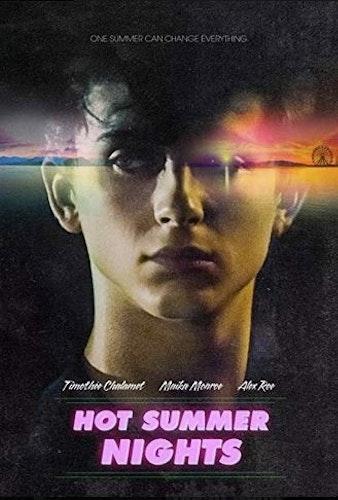 Hot summer nights (Bluray)