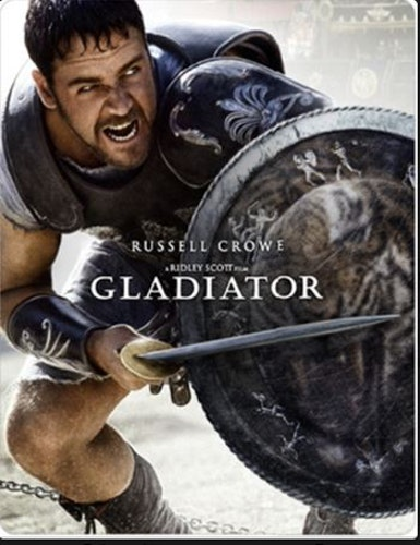Gladiator: Steelbook - 4K Ultra HD Bluray