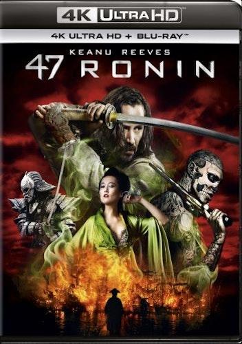 47 Ronin - 4K Ultra HD Bluray + Bluray