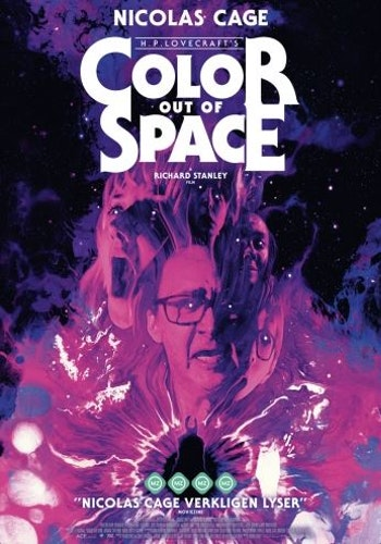Color out of space (Bluray)