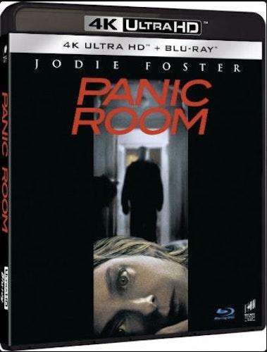 Panic Room - 4K Ultra HD Blu-ray + Blu-ray