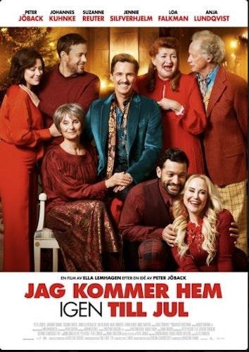 Jag kommer hem igen till jul DVD