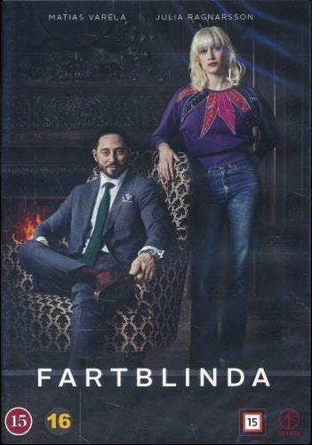 Fartblinda DVD