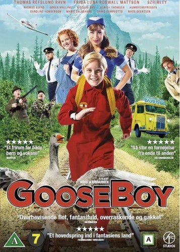 Gooseboy DVD
