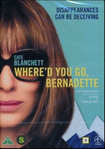 Var blev du av Bernadette? DVD