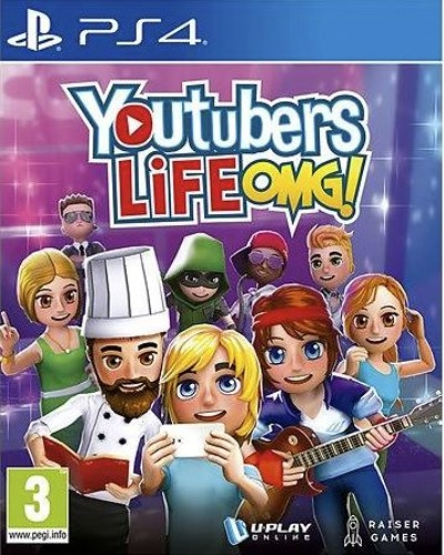 Youtubers Life - OMG Edition (PS4)
