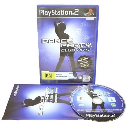 Dance Party Club Hits (PS2)