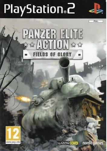 Panzer Elite Action: Dunes of War (PS2)