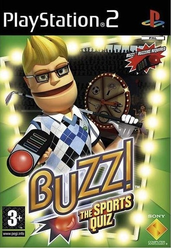 Buzz! The Sports Quiz (PS2) beg