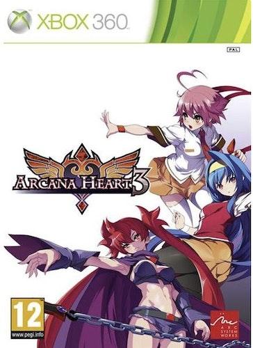 Arcana Heart 3 (Xbox 360)