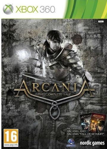 Arcania (Xbox 360)
