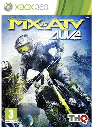 MX vs. ATV Alive (Xbox 360)