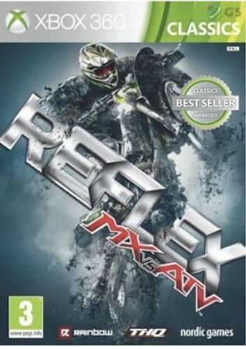 MX vs. ATV Reflex (Xbox 360)