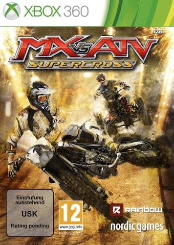 MX vs. ATV: Supercross (Xbox 360)