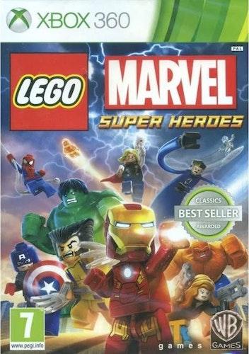 LEGO Marvel Super Heroes (Xbox 360)