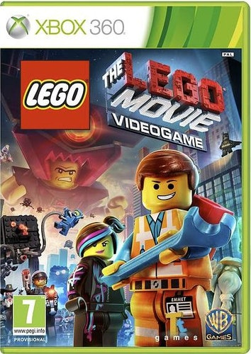 LEGO Movie: The Videogame (Xbox 360)