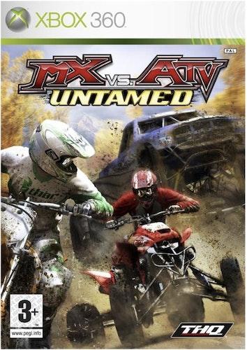 MX vs. ATV: Untamed (Xbox 360)