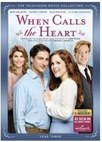 When Calls The Heart - Television Movie Collection - Year 3 DVD