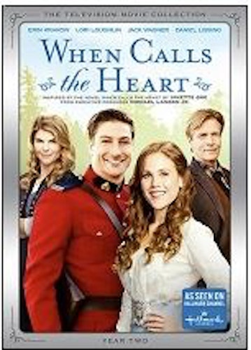 When Calls The Heart - Television Movie Collection - Year 2 DVD (import)