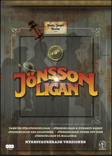 Jönssonligan - 5-Movie Collection DVD
