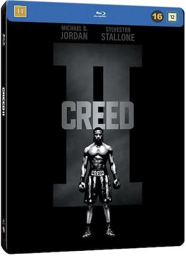 Creed II - SteelBook bluray
