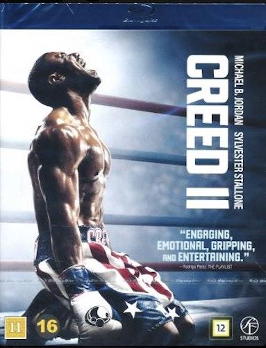Creed II bluray