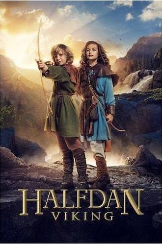 Halvdan Viking DVD
