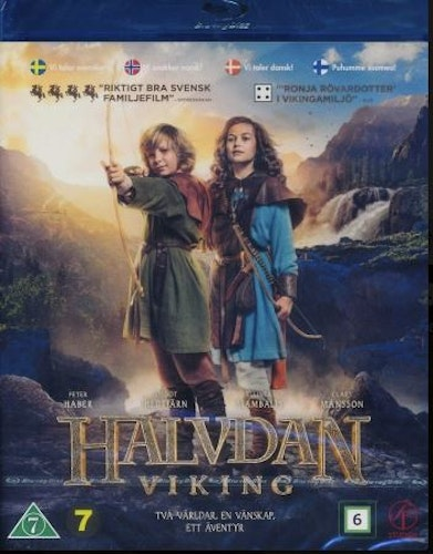 Halvdan Viking (Blu-ray)