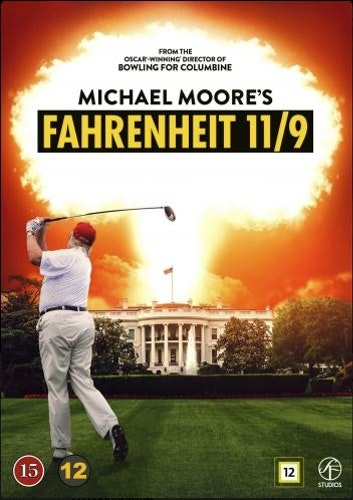 Fahrenheit 11/9 DVD