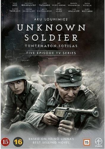 Okänd soldat - Serien DVD