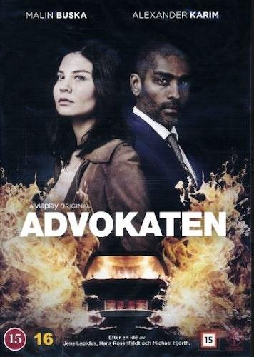 Advokaten - Säsong 1 DVD