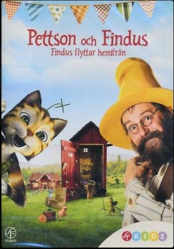 Pettson och Findus - Findus flyttar hemifrån DVD