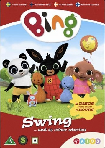 Bing - Säsong 1-3 DVD